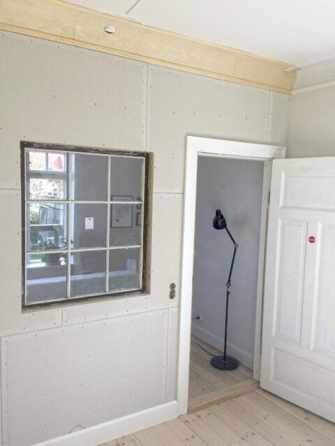 : Opdeling af villalejlighed i Vanløse