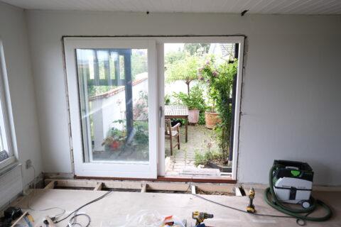 : Nyt gulv og vinduer i Hornsherred