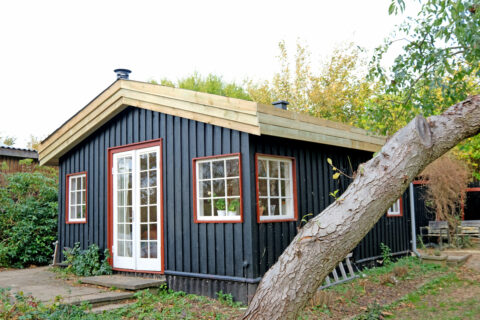 : Tagrenovering af sommerhus i Helsinge