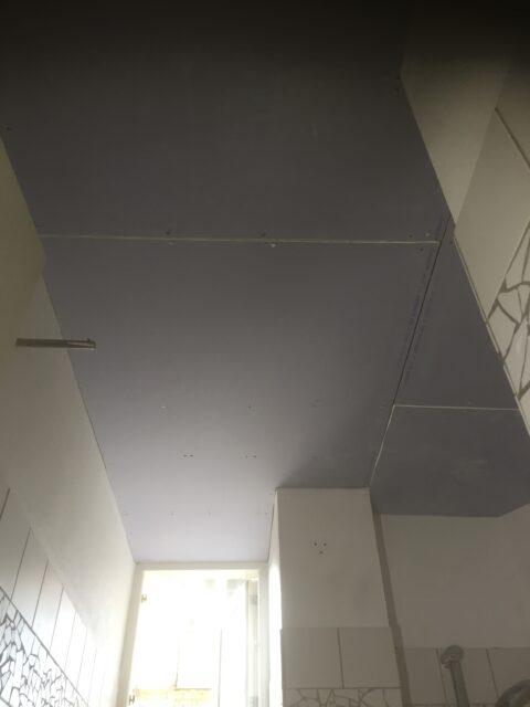 : Loft i badeværelse på Frederiksberg